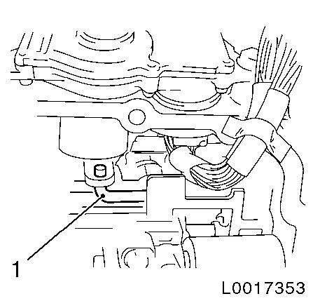 Service manual [1995 Mercury Sable Cylinder Head