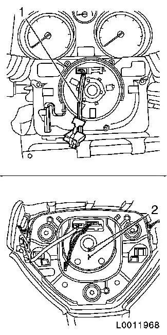 Vauxhall Workshop Manuals > Astra H > M Steering > Repair