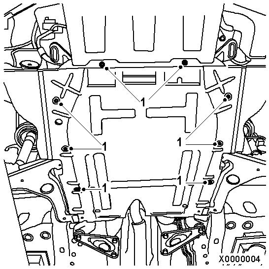 Vauxhall Workshop Manuals > Astra H > M Steering