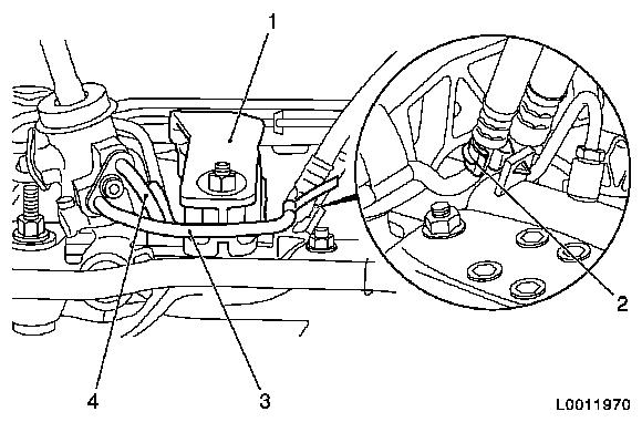 Vauxhall Workshop Manuals > Astra H > M Steering