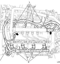 5 expose wiring harness diesel  [ 1036 x 918 Pixel ]