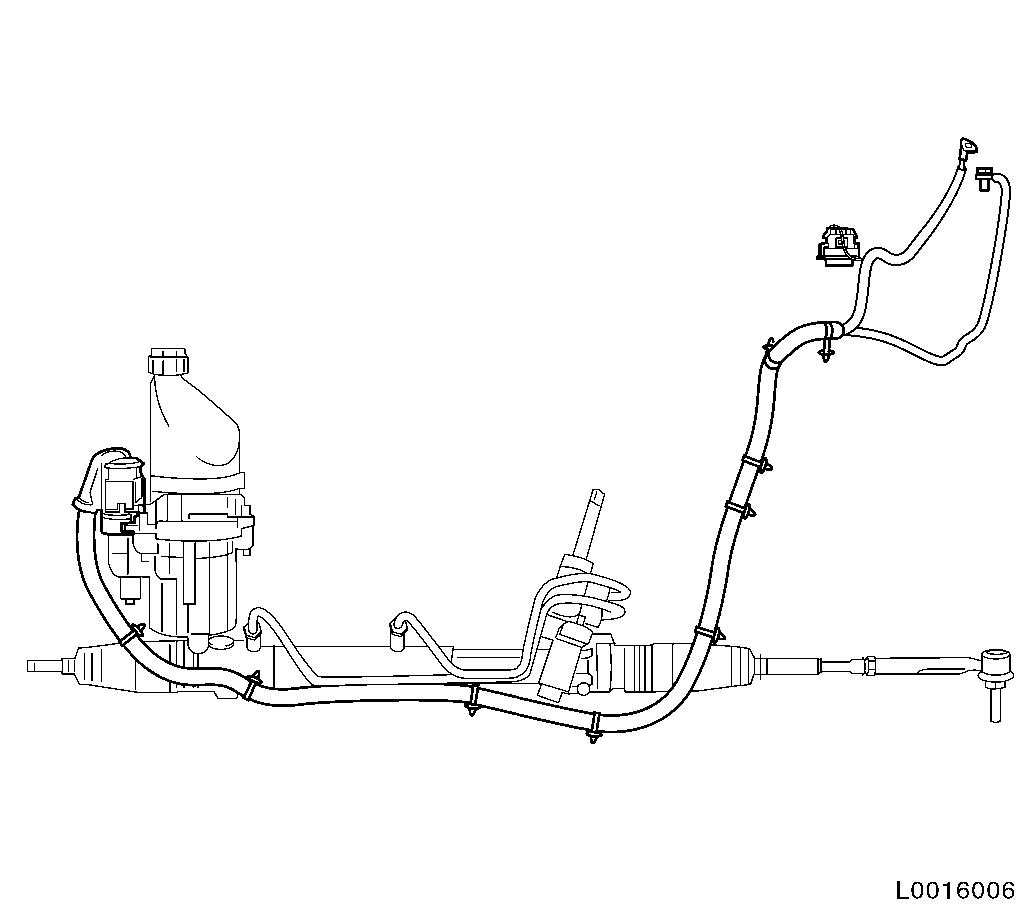 zafira power steering wiring diagram