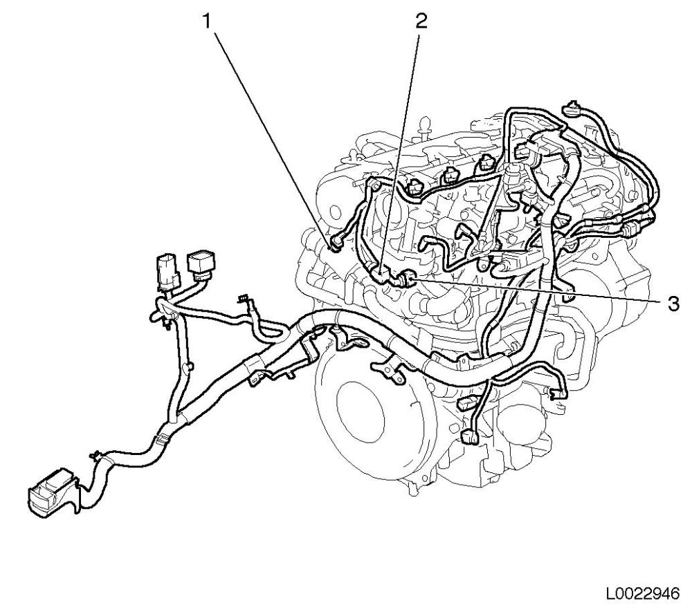 medium resolution of 6 expose diesel injection system wiring harness