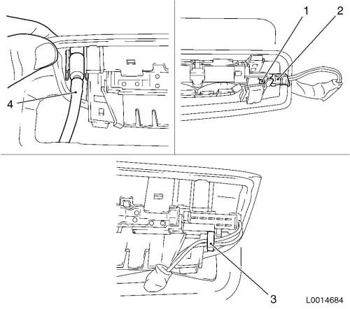 small resolution of 4 remove third brake light