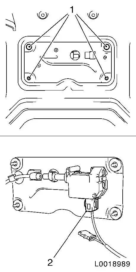 wiring a locking plug