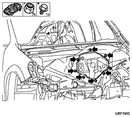 Vauxhall Workshop Manuals > Astra H > A Maintenance, Body