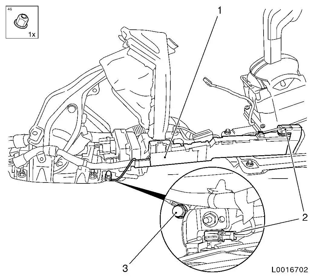 Vauxhall Workshop Manuals Gt Astra H Gt C Body Equipment