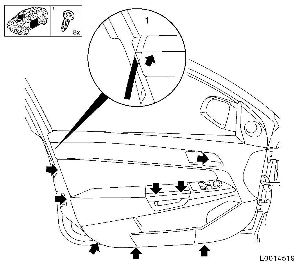 Vauxhall Astra H Rec Wiring Diagram