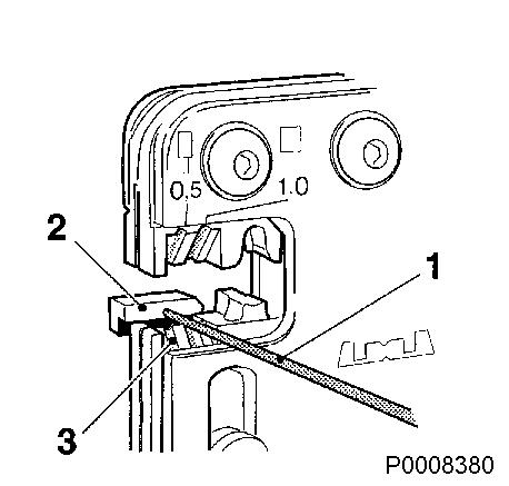 Vauxhall Workshop Manuals > Astra H > General Vehicle