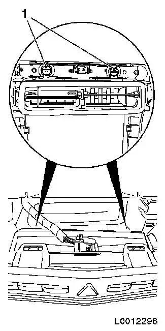 Vauxhall Workshop Manuals > Astra H > D Heating