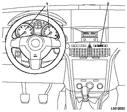 Vauxhall Workshop Manuals > Astra H > H Brakes > Front