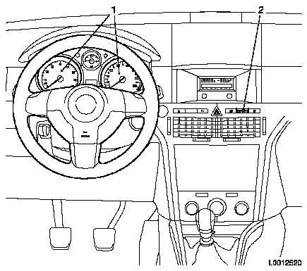 Vauxhall Workshop Manuals > Astra H > H Brakes > Rear