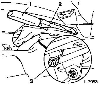 Vauxhall Workshop Manuals > Astra H > H Brakes > Service