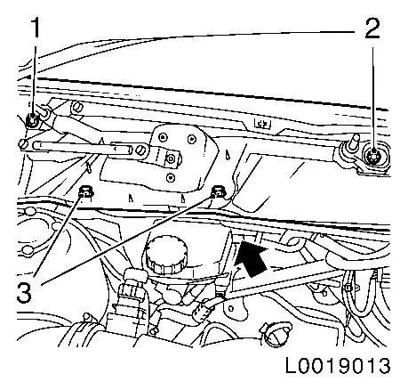 Vauxhall Workshop Manuals > Astra H > H Brakes > Brake