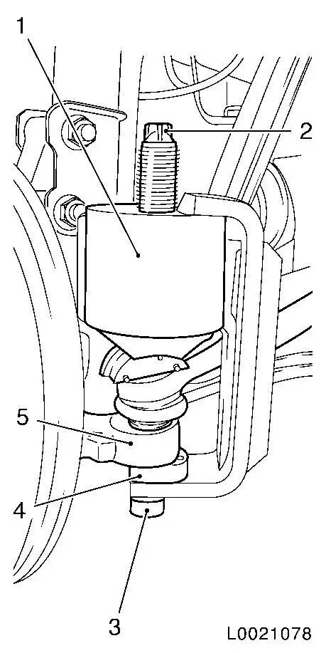 Vauxhall Workshop Manuals > Astra H > J Engine and Engine