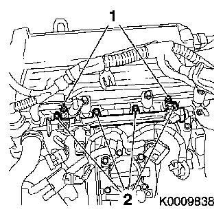 Opel Gt Engine, Opel, Free Engine Image For User Manual