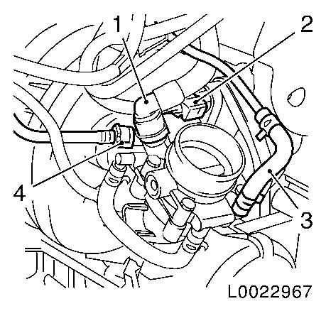 Vauxhall Workshop Manuals > Astra H > J Engine and Engine