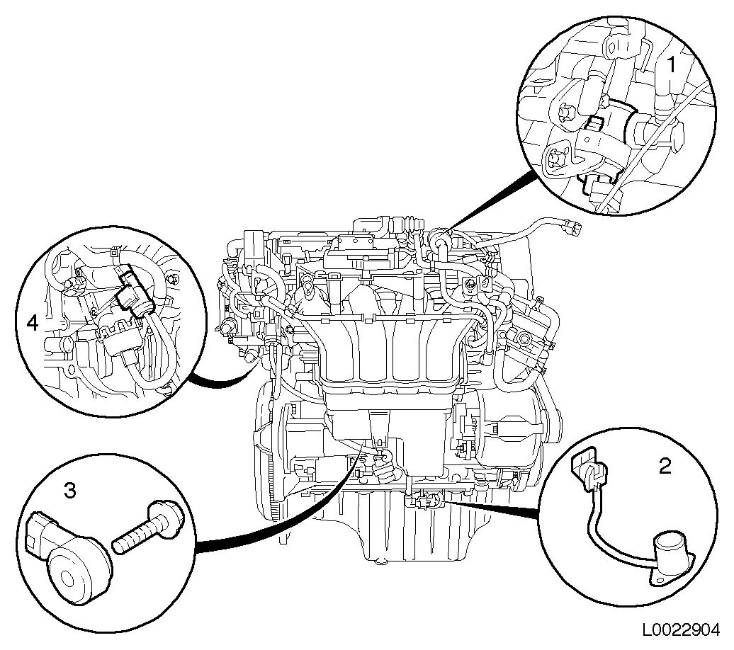 vauxhall engine diagram