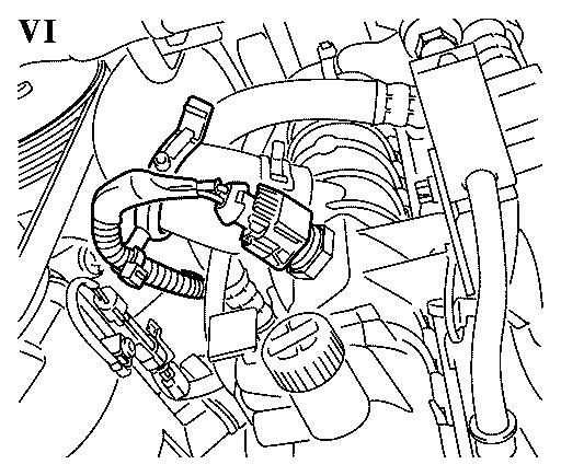 Engine Coolant Temperature Sensor Location. Diagrams
