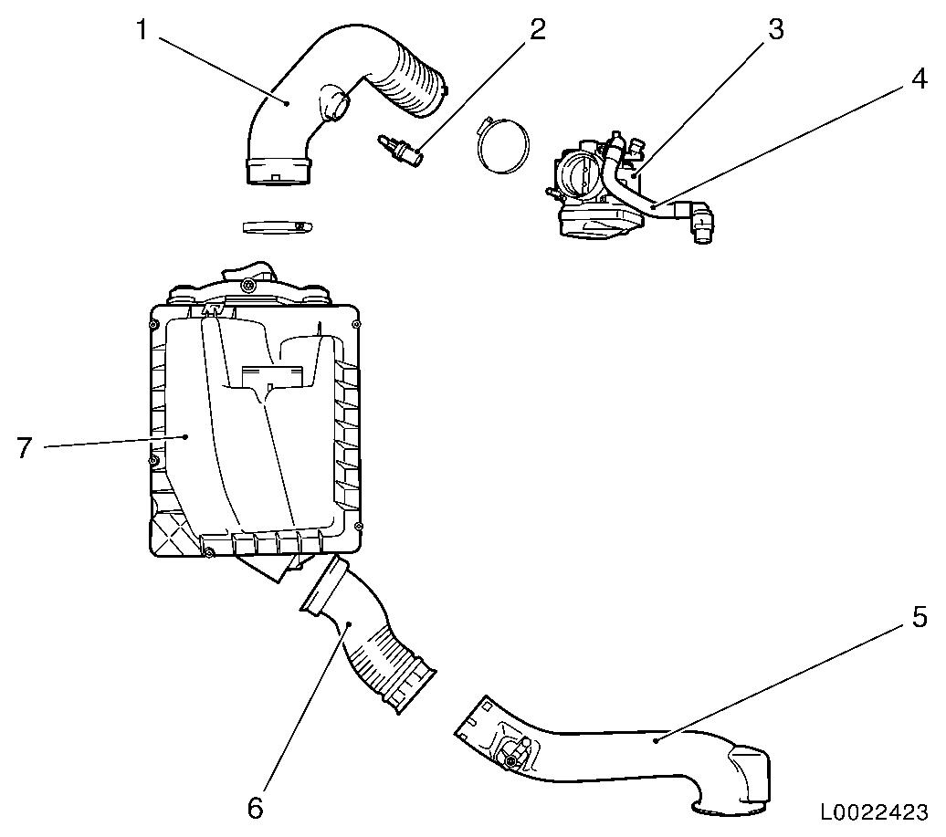 Vauxhall Workshop Manuals Gt Astra H Gt J Engine And Engine Aggregates Gt Cooling System