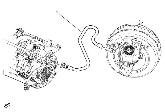Vauxhall Workshop Manuals > Astra J > Brakes > Hydraulic