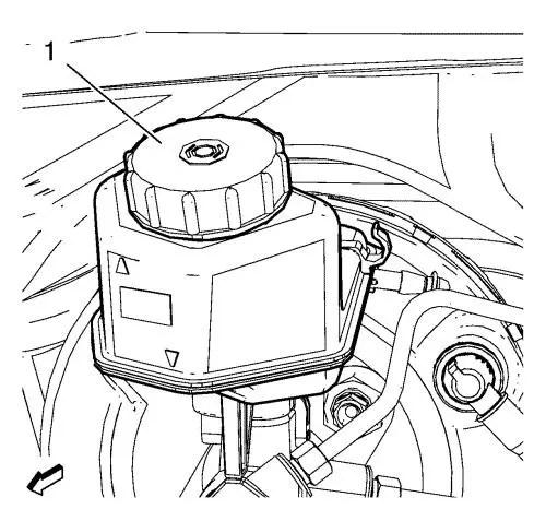 Vauxhall Workshop Manuals > Astra J > Brakes > Hydraulic