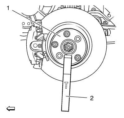 Vauxhall Workshop Manuals > Astra J > Driveline/Axle