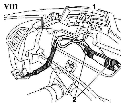 Ford 1210 Wiring Harness Vauxhall Workshop Manuals Gt Astra J Gt Driver Information