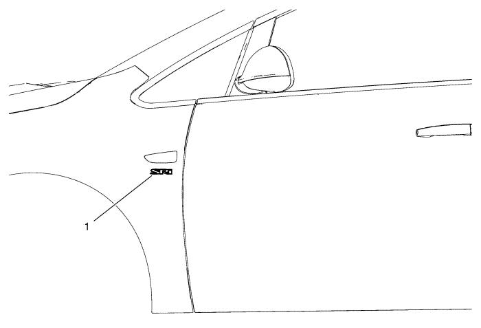 Vauxhall Workshop Manuals > Astra J > Body Hardware and