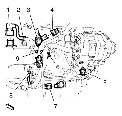 Zafira Alternator Wiring Diagram : Vauxhall astra starter motor location