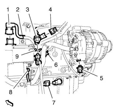 opel astra j wiring diagram