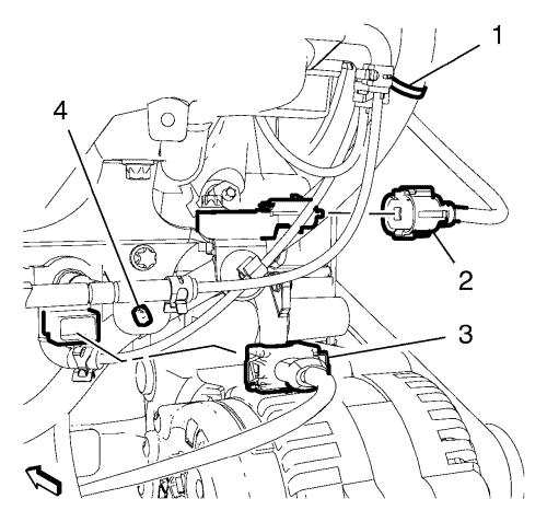 Engine_control_module_wiring_harness_replacement_1 Idle