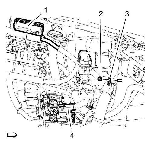 air compressor wire harness