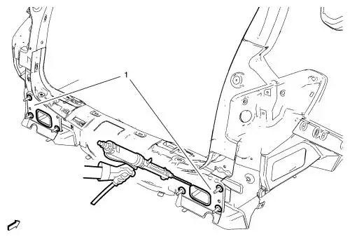 Vauxhall Workshop Manuals > Astra J > Body Repair