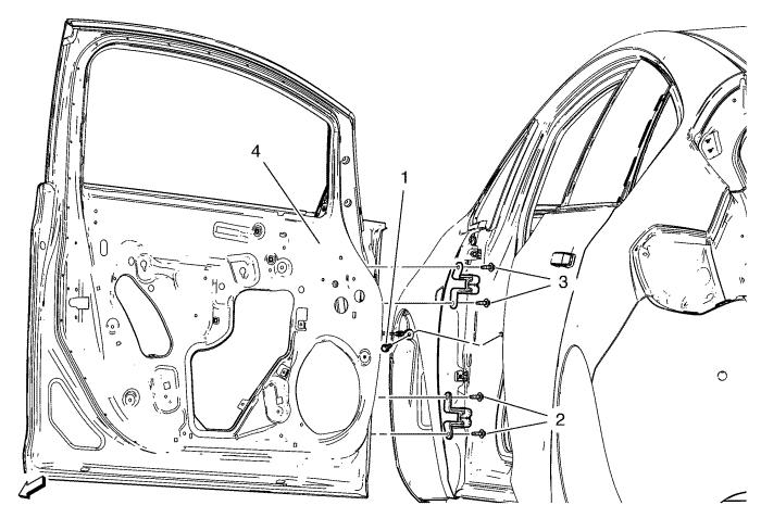 Vauxhall Workshop Manuals > Astra J > Body Repair > Bolted