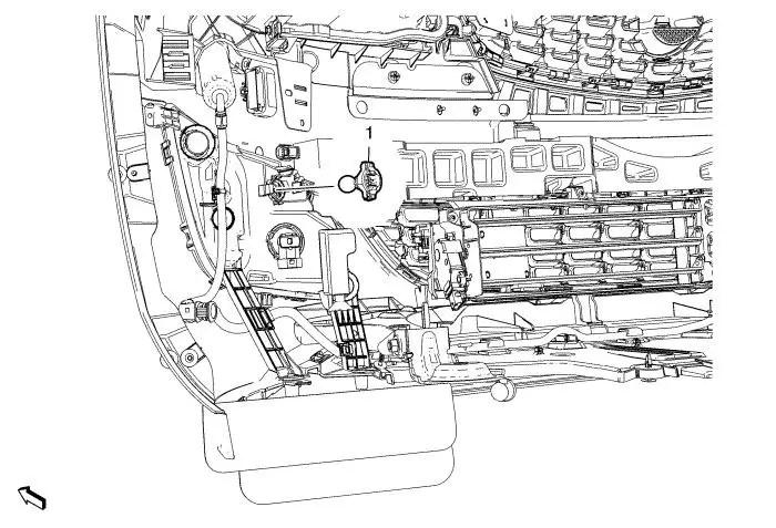 Vauxhall Workshop Manuals Astra J Body Repair