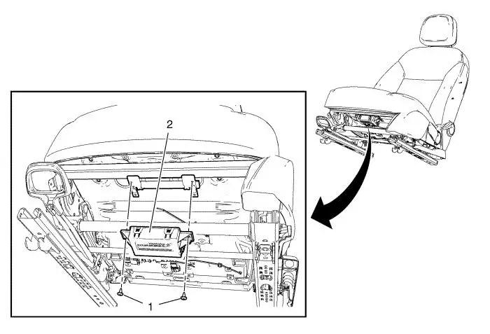 Vauxhall Workshop Manuals > Astra J > Seats > Seat Heating