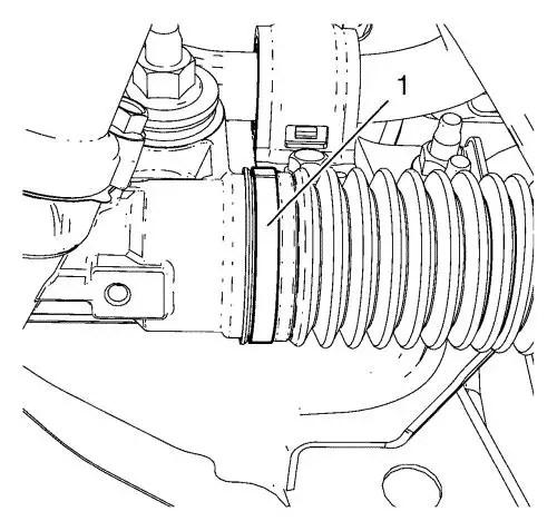 Vauxhall Workshop Manuals > Astra J > Steering > Power