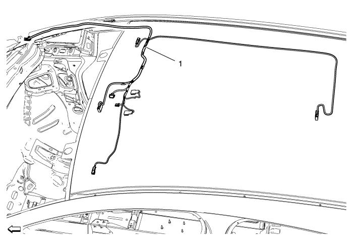 Vauxhall Workshop Manuals > Astra J > Body Systems