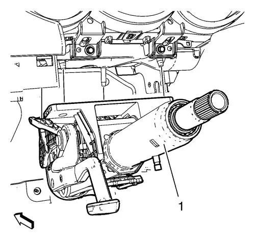 Vauxhall Workshop Manuals > Astra J > Steering > Steering
