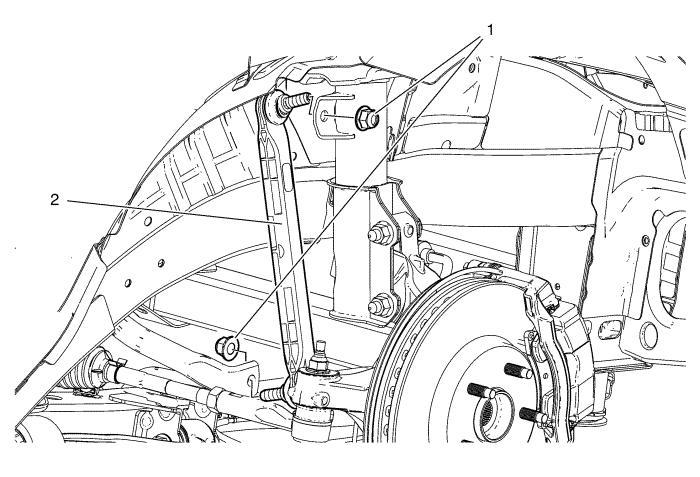 Service manual [Repair Guides Front Suspension Stabilizer