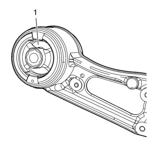 Vauxhall Workshop Manuals > Astra J > Suspension > Rear