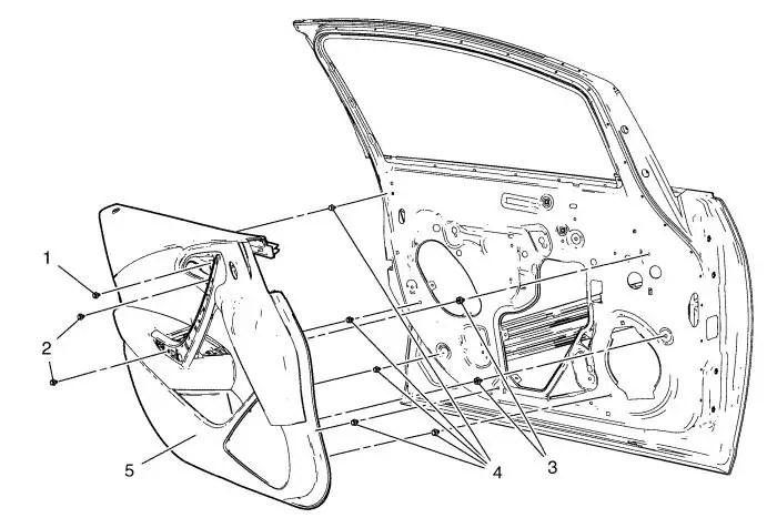 Astra Door & Vauxhall-astra-h-mk5-5-door-nsr-passenger-