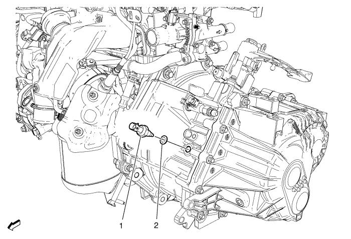 Vauxhall Workshop Manuals > Astra J > Transmission
