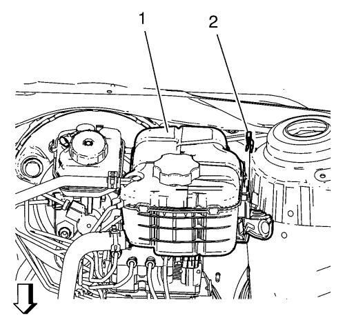 vehicle engine coolant