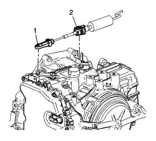 Vauxhall Workshop Manuals > Astra J > Transmission/Transaxle > Automatic Transmission- 6T30