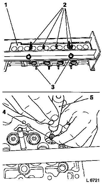 Vauxhall Workshop Manuals > Corsa B > J Engine and Engine