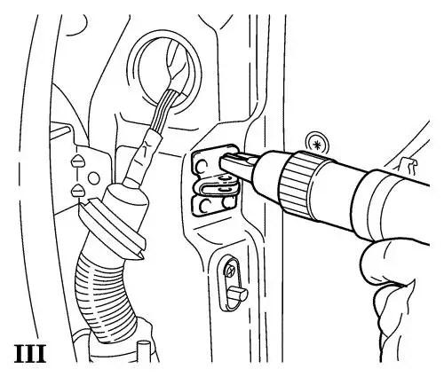 Vauxhall Workshop Manuals > Corsa B > A Maintenance, Body