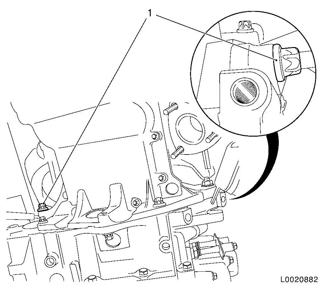 Vauxhall Workshop Manuals Gt Corsa C Gt K Clutch And