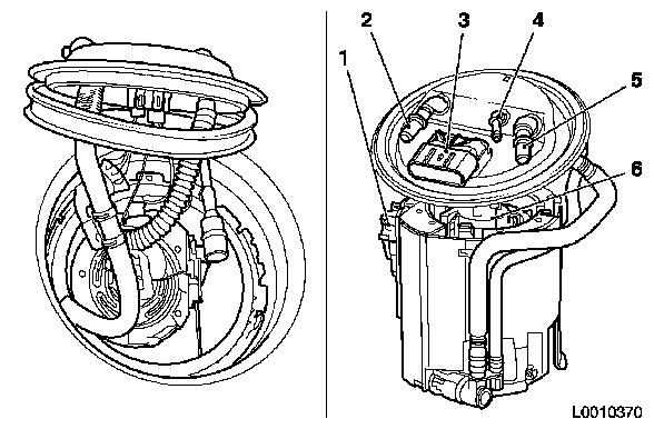 Vauxhall Workshop Manuals > Corsa C > L Fuel and Exhaust